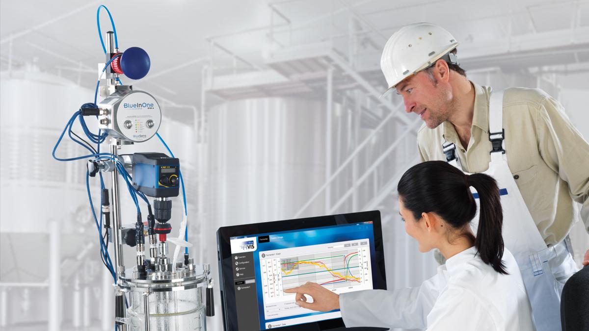 CO2 O2 Abgasanalysator